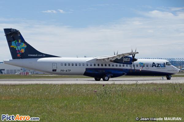 ATR 72-600 (Azul Linhas Aereas)