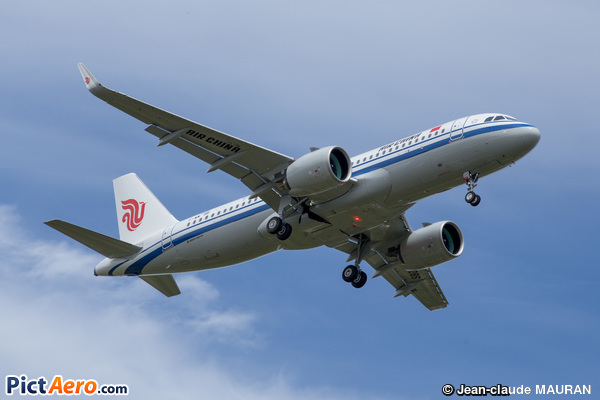 Airbus A320-271N (Air China)