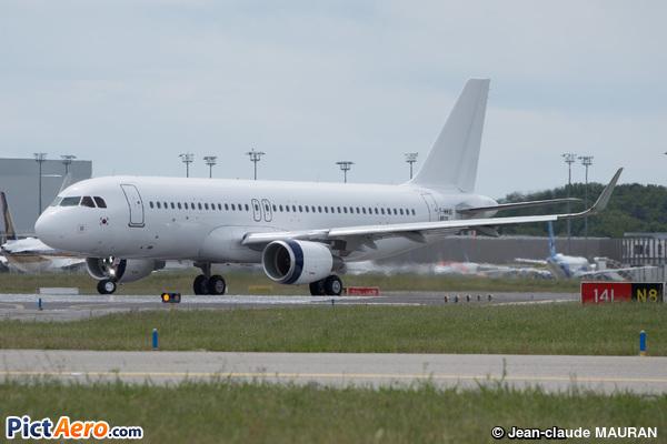 Airbus A320-214/SL (Cambodia airways)