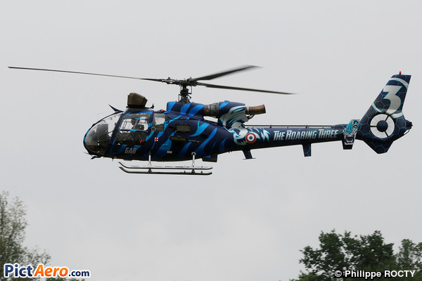 Aérospatiale SA-342M Gazelle (France - Army)