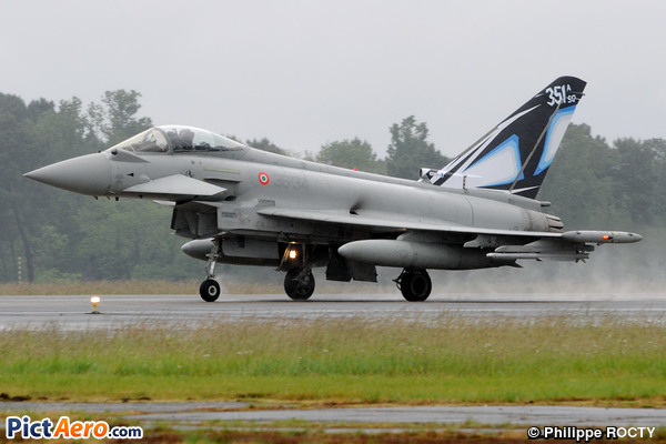 Eurofighter F-2000A (Italy - Air Force)