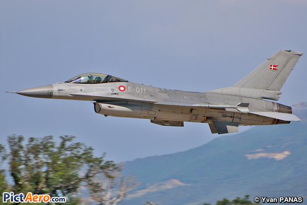 General Dynamics F-16AM Fighting Falcon (Denmark - Air Force)