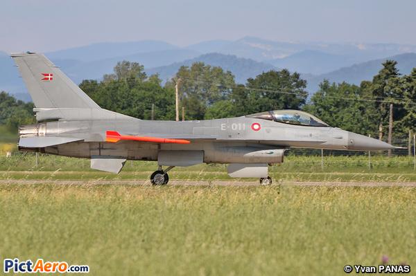 General Dynamics F-16AM Fighting Falcon - E-011 (Denmark