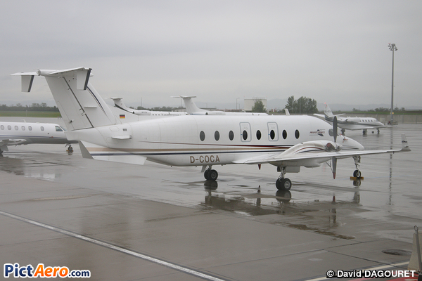 Beech 1900D (Private Wings)