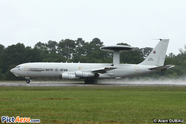 Boeing E-3A Sentry (707-320B) AWACS (Luxembourg NATO)