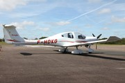 Diamond DA-40 Diamond Star (F-HDKG)