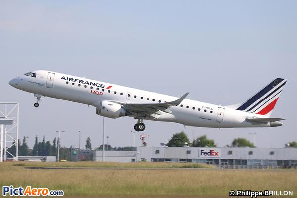 Embraer ERJ-190 STD (HOP!)