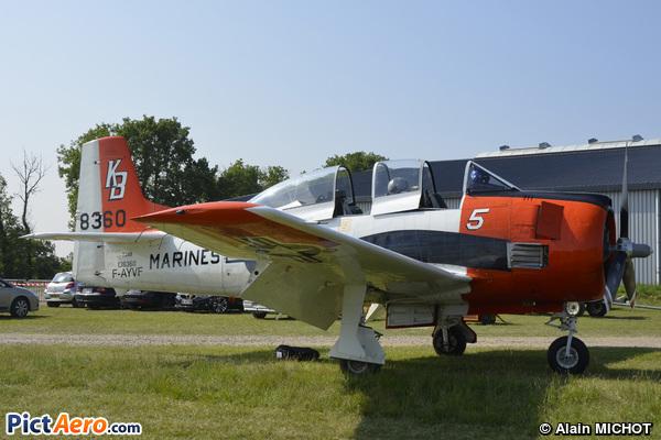 North American T-28B Trojan (VITAL Francis)