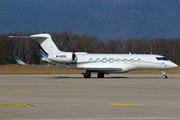 Gulfstream G650 (M-BADU)