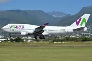 Boeing 747-4H6 (EC-MQK)