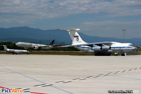 Ilyushin IL-76TD (Russia - Air Force)