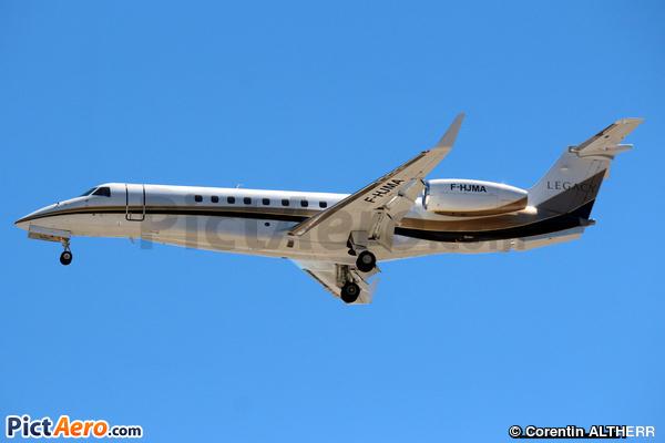 Embraer ERJ-135 BJ Legacy (Madar Aviation)