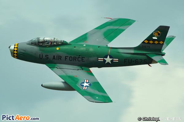 Canadair CL 13B Sabre Mk. 6 (F-86E) (Mistral Warbirds)
