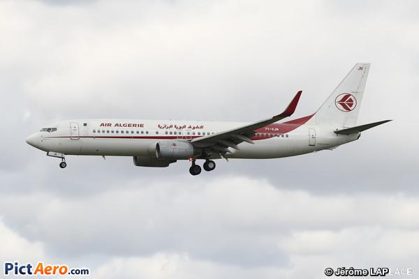 Boeing 737-8D6 (Air Algerie)