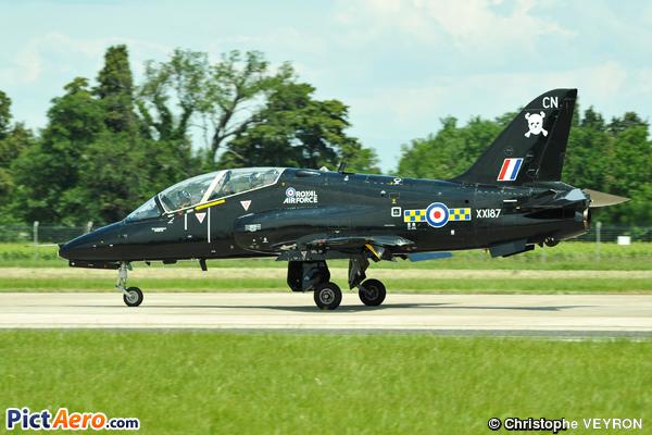 British Aerospace Hawk T.1A (Royal Air Force)