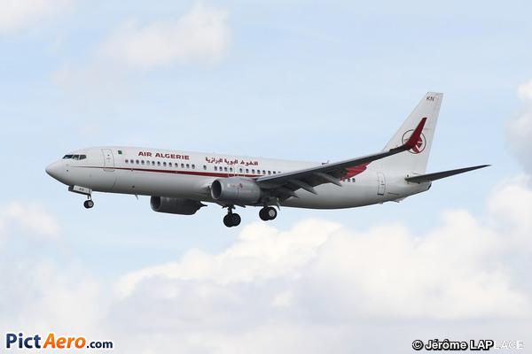 Boeing 737-8D6/WL (Air Algerie)