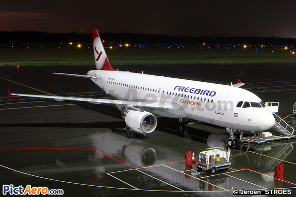 Airbus A320-214 (Freebird Airlines Europe)