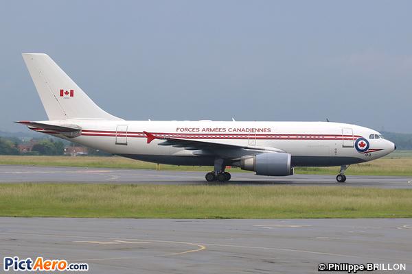 Airbus A310-304F (Canada - Air Force)