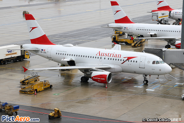 Airbus A319-112 (Austrian Airlines)