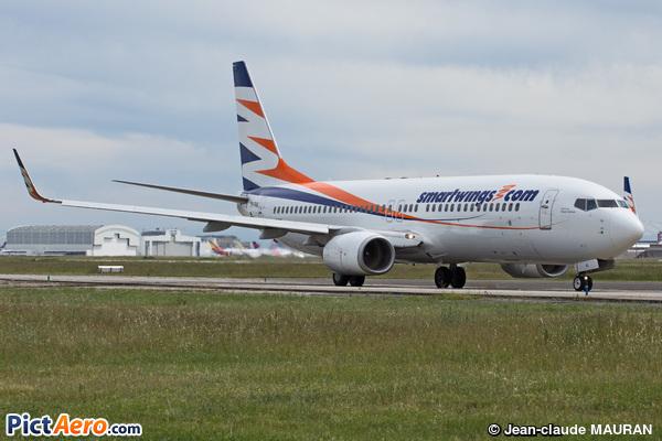 Boeing 737-8Z9/WL  (SmartWings)