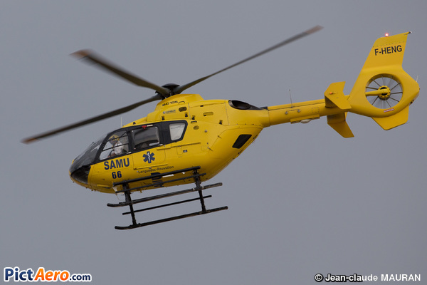 Eurocopter EC-135P-2 (Inaer)