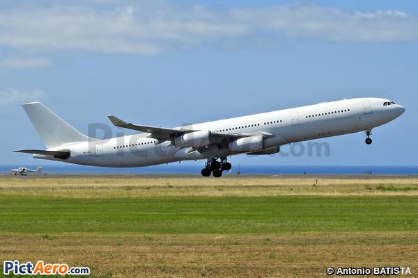 Airbus A340-313X (Hifly Malta)