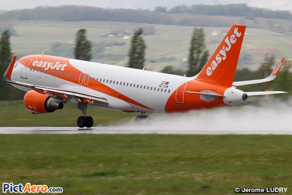 Airbus A320-214/WL  (EasyJet Europe)
