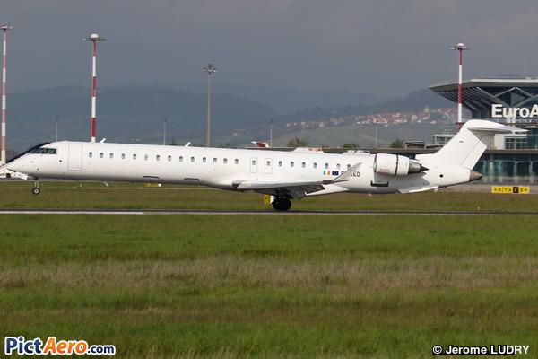 Bombardier CRJ-900 (CityJet)