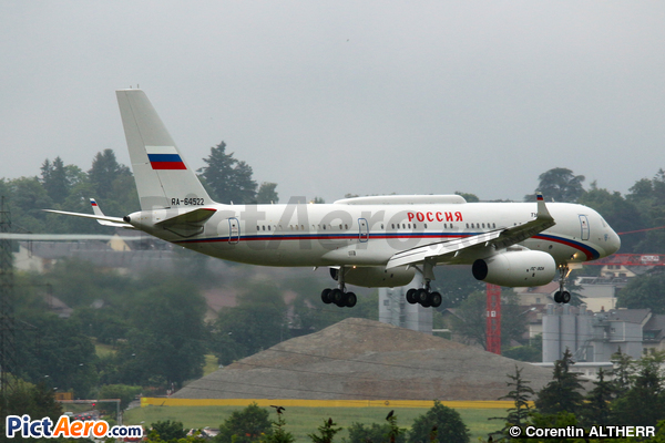 Tupolev Tu-214 (Russia - Air Force)