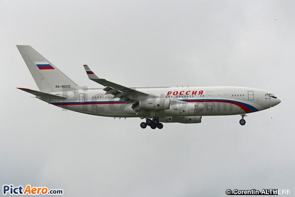 Iliouchine Il-96-300 (Russia - State Transport Company)