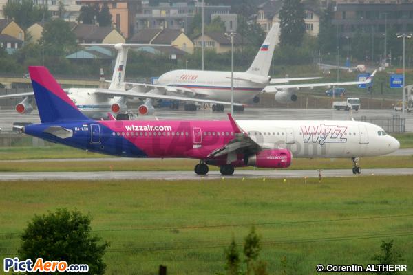 Airbus A321-231/SL (Wizz Air)