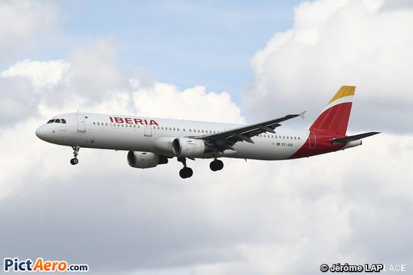 Airbus A321-211 (Iberia)