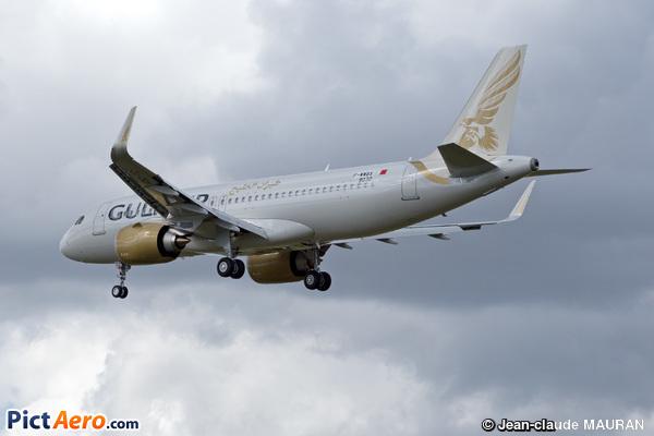 Airbus A320-251N (Gulf Air)