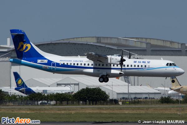 ATR72-600 (ATR72-212A) (Mandarin Airlines)