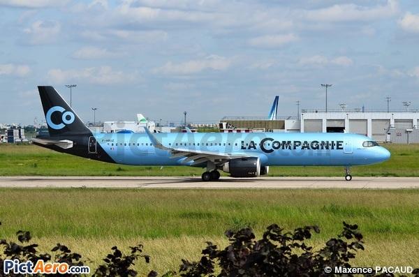 Airbus A321-251NX (La Compagnie)