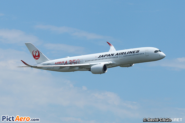 Airbus A350-941 (Japan Airlines (JAL))