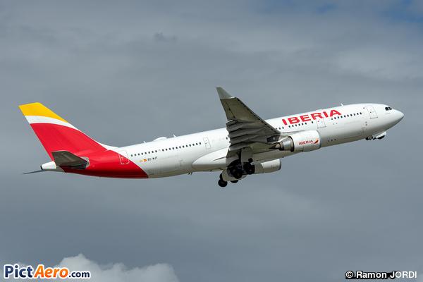 Airbus A330-202 (Iberia)