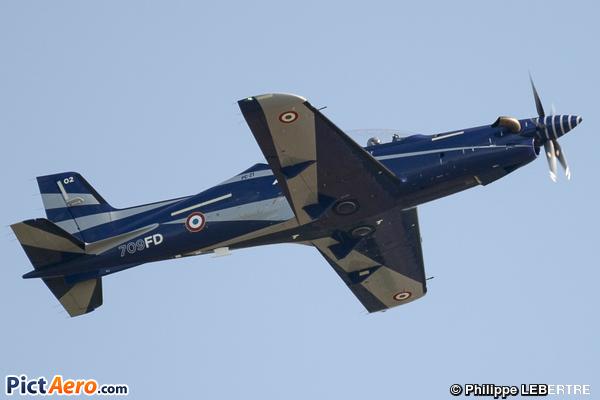 Pilatus PC-21 (France - Air Force)