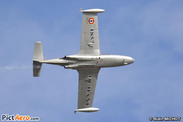 Morane-Saulnier MS-760A Paris (Armor Aero Passion)
