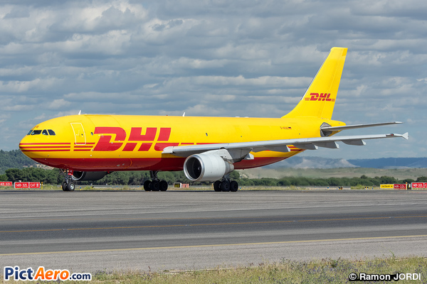 Airbus A300B4-622R/F (EAT Leipzig)