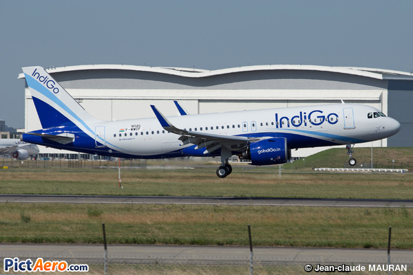 Airbus A320-271N (IndiGo Airlines)