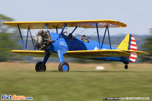 Boeing A-75/N1 Stearman (Pascal Magueres et Jean Philippe Lebailly)
