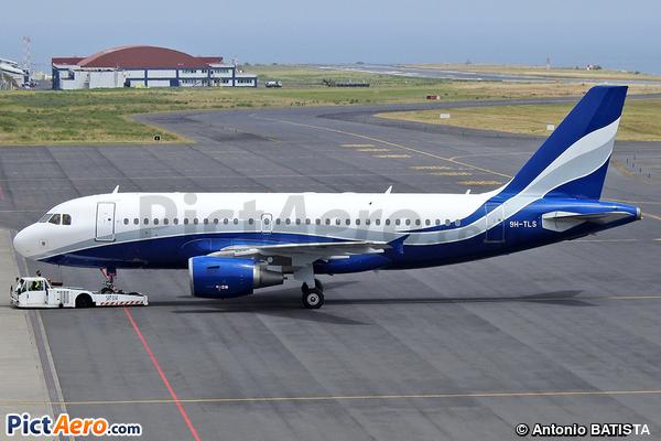 Airbus A319-112 (Hifly Malta)