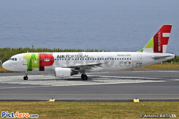 Airbus A320-214 (TAP Portugal)