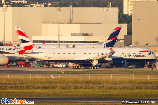 Airbus A350-1041 (British Airways)