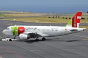 Airbus A319-111 (CS-TTC)