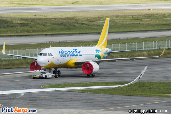 Airbus A320-271N (Cebu Pacific Air)