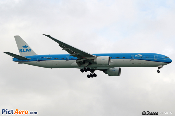 Boeing 777-306/ER (KLM Royal Dutch Airlines)