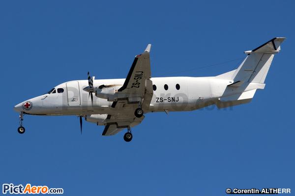 Beech 1900D (King Air Services Partnership)