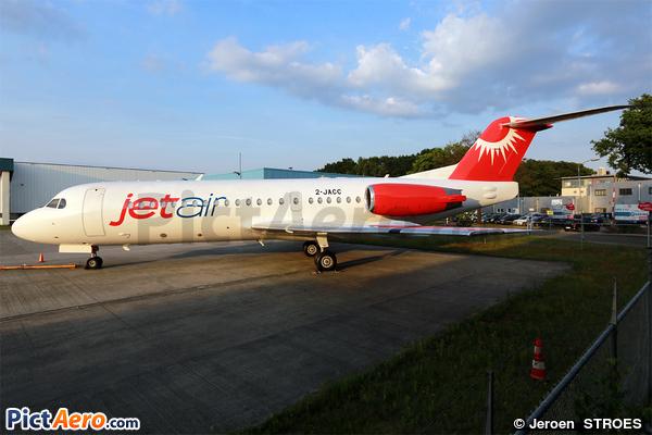 Fokker F-28-0070 (Jetair Caribbean)